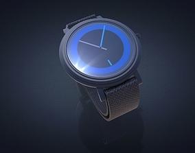 3D Tangency watch