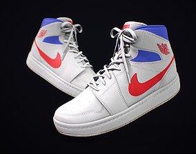 3D asset realtime Sneaker Nike Air Jordan Classic