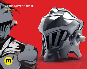 Goblin Slayer Helmet 3D printable model game
