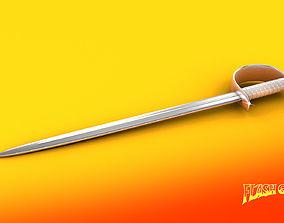 3D model FLASH MING SWORD