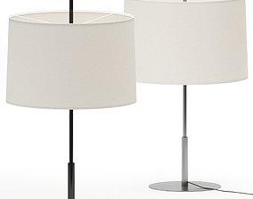 3D model Echo Table Lamp by Robert Abbey