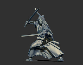 3D printable model Ronin Gosai - 35mm scale