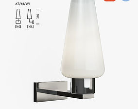 Chelsom Atrium AT 44 W1 wall lamp 3D model