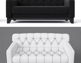 3D Sofa Avalon