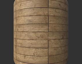 3D model Procedural Wood Planks