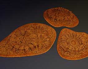 3D Crater set