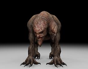 3D asset Stalker - Chimera