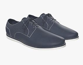 Mens classic shoes 10 3D model