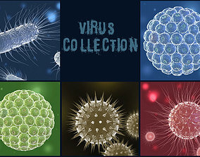 3D Collection virus