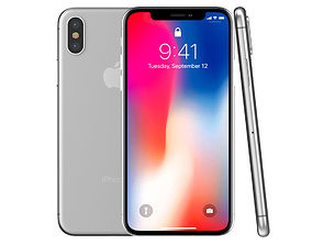 iPHONE X iphonex 3D model