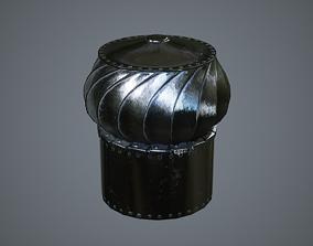 Rotating Roof Ventilation 3D model