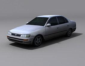 Corolla 3D model