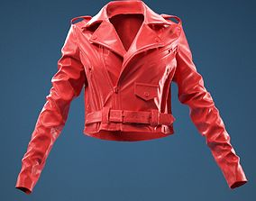 3D Electro Jacket PVC Closed