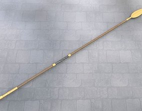 3D Model Ancient Greek Spear