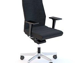 Interstuhl Champ 3C02 Chair 3D model