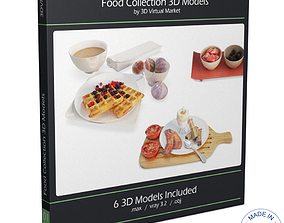 3D Food Collection