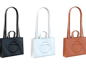 3D asset Telfar Shopping Bag