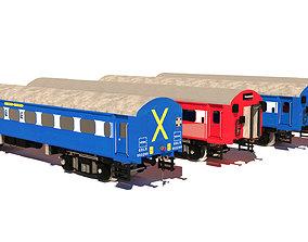 The Wagon 3D