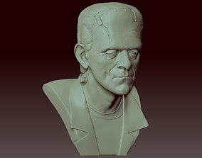 3D print model Frankenstein Monster
