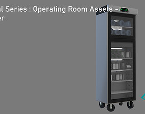 3D Medical Series - Operating Room - Warmer