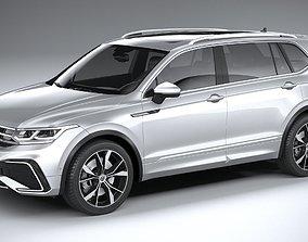 Volkswagen Tiguan R-Line Allspace 2022 3D