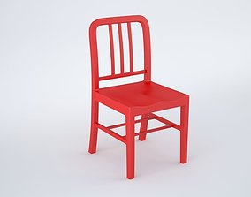 3D model Hard Chair