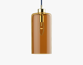 Pick-N-Mix Cylinder Standard Pendant Light 3D