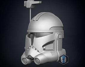 3D print model Animated Captain Rex Helmet