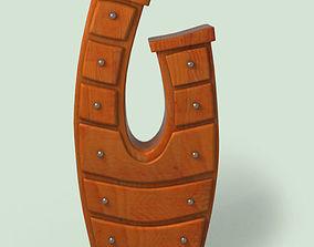 Furniture cartoon style 3D