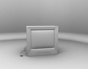 3D Tv Model show