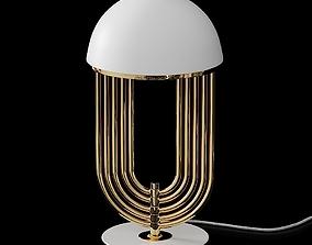 DelightFull - Turner Table Lamp 3D