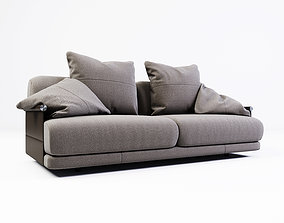 Ditre italia Althon sofa pillows 3D model