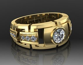 Ring 9 3D printable model manring