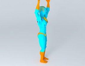Captain Planet 3D model