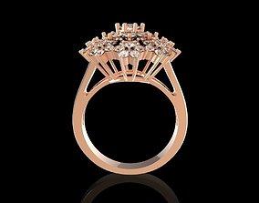 3D printable model 461 Diamond Ring