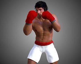 3D Rocky Balboa - Sylvester Stallone