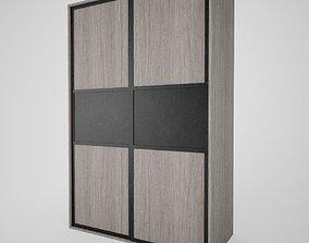 Modern Cabinet 3D model