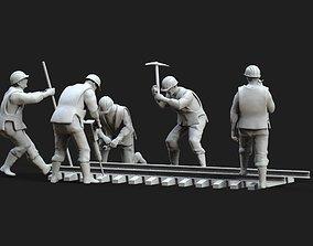 repair Railway 3D print model