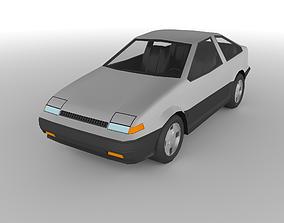 3D model PolyCAR N29 lp1