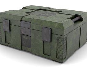 Explosives Storage Case 3D model