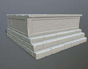 base 2 3D print model