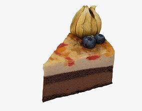 3D model Cake 021