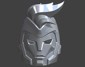3D printable model Overwatch Zarya Helmet