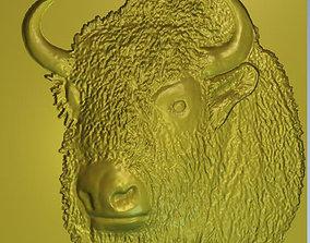 Bison 3D print model