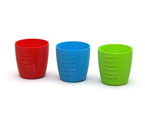 3D print model Water Measuring Cup