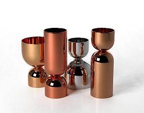 Vases with Unique Shape 3D model