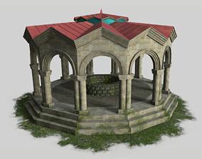 3D asset well-room