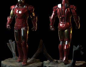 Ironman mk VII 3D printable model