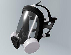 3D model Gasmask 2