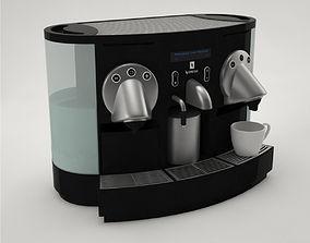 3D model Pro - Coffee Maker Nespresso Aguila - Gemini 200